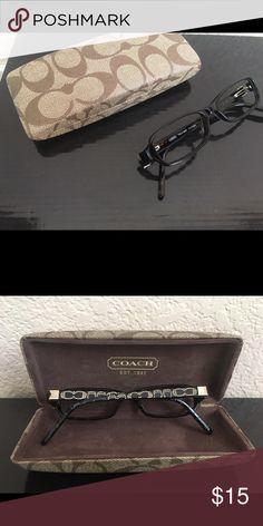 Glasses Coach frames & case Coach Accessories