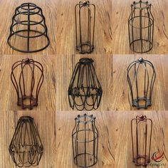 Floor Lamp Shades Makeover painting lamp shades how to make. Floor Lamp Shades, Ceiling Lamp Shades, Table Lamp Shades, Table Lamps, Dining Table, Vintage Lamps, Vintage Lighting, Cool Lighting, Lighting Ideas