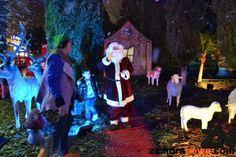 Papa Noel visita el Bosque Encantado