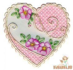 Пряничные сердца
