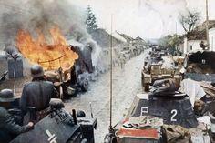 Angriff der Wehrmacht auf dieSowjetunion Juni 1941