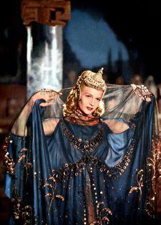 Rita Hayworth in Salomé ( Directed by William Dieterle, 1953)