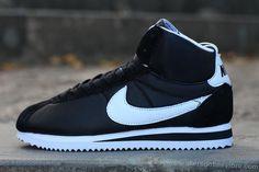 Cortez Shoes, Nike Cortez, Running Shoes Nike, Nike Shoes, Sneakers Nike, Nike Classic Cortez, Nike Outlet, Womens Fashion Sneakers, Black Shoes