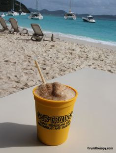 BBC's at Gertrude's on Jost Van Dyke - click to read more!