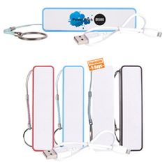 Custom portable phone charger is a perfect promotional giveaway gifts that comes with form, function and long-term usability. This is a wonderful promotional product. Buy from the Best Custom Flash Drives.