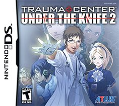 Trauma Center - Under the Knife 2 Coverart.png