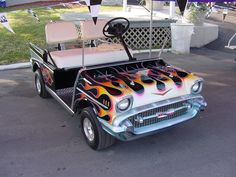 How to Paint a Golf Cart in 6 Steps