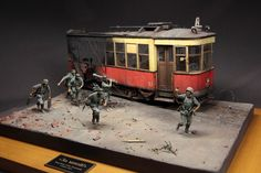 Photo 1 - Follow me! | Dioramas and Vignettes | Gallery on Diorama.ru