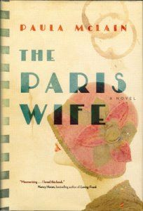 Paris-Wife-cover    Loved this book