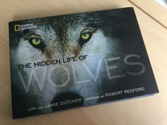 This is an absolute amazing book I got at Christmas. It is a must read for all wolf lovers. It has the most beautiful pictures, great statistics, and all in all is the best non fiction wolf book I have EVER read. Strongly recommend getting it. Good Books, Books To Read, My Books, Wolf Book, Robert Redford, Statistics, National Geographic, Nonfiction, Most Beautiful Pictures