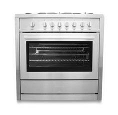 36 in. Gas Range with 5 Italian Made Burners, Oven, Broiler, Motorized Rotisserie, Lower Storage Cabinet Cosmo COS-965AG ** This is an Amazon Affiliate link. Continue to the product at the image link.