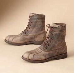 Duck Boots, Chaussures Décontractées, Bottes De Cuir, Chaussure, Stylish f3c282e869a