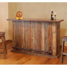 ifd967bar-mc Rustic Bar for the basement