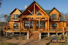 Golden Eagle Logged Homes