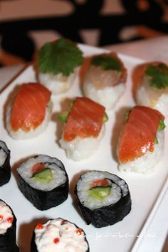 Sushitime at home