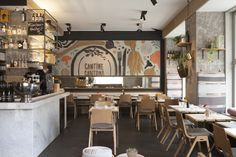 Restaurant Cantine Cantona in München