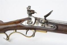 British Baker Rifle used by Specialized Mexican troops. Bonham rode in two days ago with the news. British Baker, Percussion Cap, Flintlock Rifle, Napoleonic Wars, Guns And Ammo, Countries Of The World, Firearms, History, Antiques