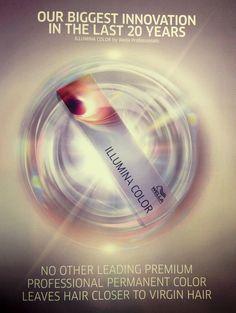 Coming in January 2013...Wella Illumina