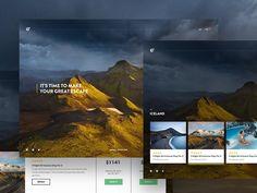 Desktop app exploration for Traveling