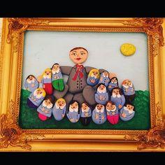 Tümmm öğretmenlerimizin öğretmenler günü kutlu olsun.. #emek #öğretmen #okul #art #art #resim #tablo #tas #taşboyama #taşboyamasanatı #stone #stonepainting #öğretmenlergünü ❤️❤️❤️