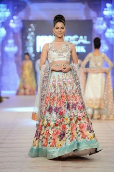 Pakistani Bridal Wear – the best 6 collections from PFDC L'Oreal Bridal Week (PLBW) 2014 - Karachista | Pakistani Fashion & Lifestyle Mag