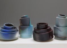 The new deformed ceramics | photography by Chris van Koeverden.