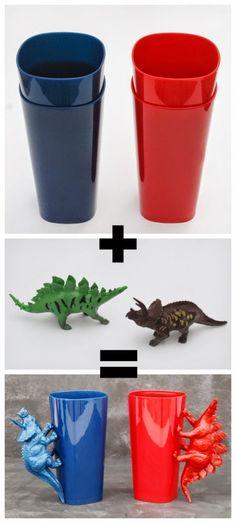 Ideias para Festa Dinossauros!!