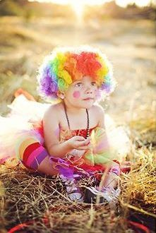 Clown Costume by CowboysAndCrowns on Etsy, $32.00