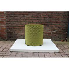 BELLA - Moderne ronde poef - TheVelvetLab - Officiële online vtwonen en designshop