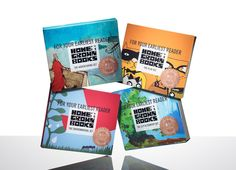 Back to School Special | 4 Book Set Bundle | Home Grown Books – Home Grown Books