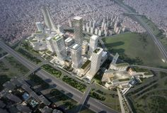 Ataşehir'e 1 Milyon Metrekare Yeni Arz Geliyor 'Güncel Emlak Haberleri'