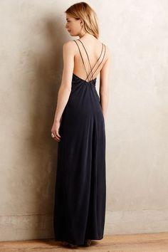 Despoina Silk Maxi Dress - anthropologie.com #anthroregistry