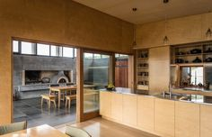 Designing for passions: Oneroa House from SGA Ltd Plywood Suppliers, Architecture, Target, House, Projects, Design, Home Decor, Kitchen, Arquitetura