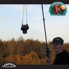CARP'R'US BAIT SLING Dopo una mancanza di qualche mese sono ritornati disponibili questi popolari BAIT SLING!