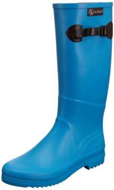 Aigle Chantebelle Pop, Bottes femme - Bleu (Cobalt), 37 EU Aigle http://www.amazon.fr/dp/B00CAFRKTW/ref=cm_sw_r_pi_dp_TLJEub133Y0VW