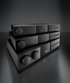 Entire Naim Nait series on display @ Stereo Passion International