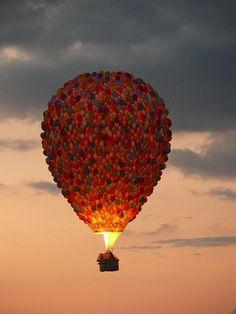 Fotos de Leticia Orlandi - Fotos do mural on We Heart It Air Balloon Rides, Hot Air Balloon, Balloon Balloon, Balloon House, Flying Balloon, Balloon Tattoo, Air Ballon, A Course In Miracles, Silent Auction
