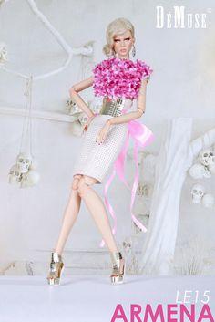 Fashion Doll. www.nigelchia.com