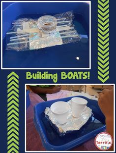 Our all-time favorite STEM challenge- Building Boats! Easy supplies and highly engaging! Teacher directions, hints, and lab sheets are all included!