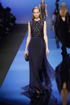 ELIE SAAB Ready-to-Wear Autumn Winter 2013-14