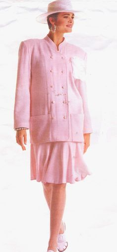 1980s Carol Horn Vogue Individualist Sewing Pattern by CloesCloset, $26.00