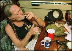"""Willie Nelson's memoir, titled """"Roll Me Up And Smoke Me When I Die"""", will be released November He's done nothing but smoke weed, drink whiskey and make great music for decades. Can we really count on him to remember worthwhile stories? I hope so! Willie Nelson, Smoke Weed, Gq, Outlaw Country, American Country, I Love Music, Amazing Music, Music Music, Music Stuff"""