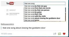Panic! At the Disco fans will understand. :) even fall out boy fans will know!