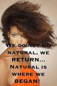 Natural truths!