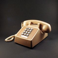 Vintage Touch Tone Western Electric Bell Phone by ChompMonster, $20.00