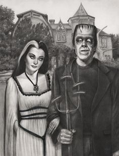 The Munsters, American Gothic