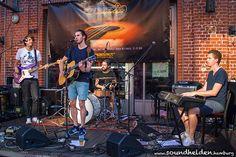 Karlson bei den Knust Acoustics 2016 - Soundhelden   Hamburgs Musikpinnwand