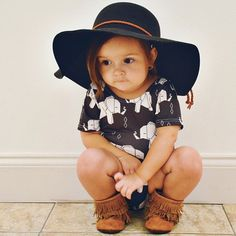6706fc7a827 Rare Baby Girls Names 2015  fashion  style  hat  boots Rare Baby Girl