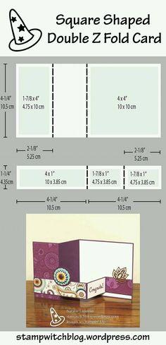 Tuto français en images aux dimensions en cm