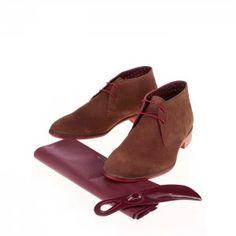 Ghete chukka maro London Brogues Croxley Brogues, Oxford Shoes, London, Women, Fashion, Moda, Fashion Styles, Fashion Illustrations, London England